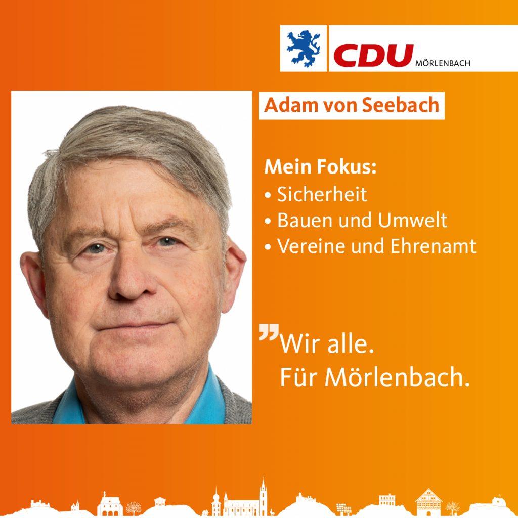 Adam von Seebach