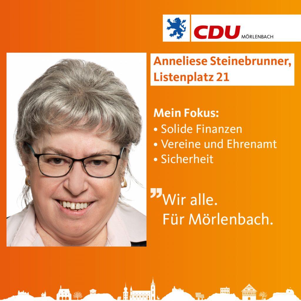 Anneliese Steinebrunner