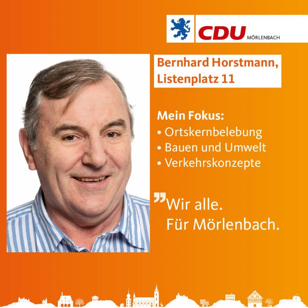 Bernhard Horstmann