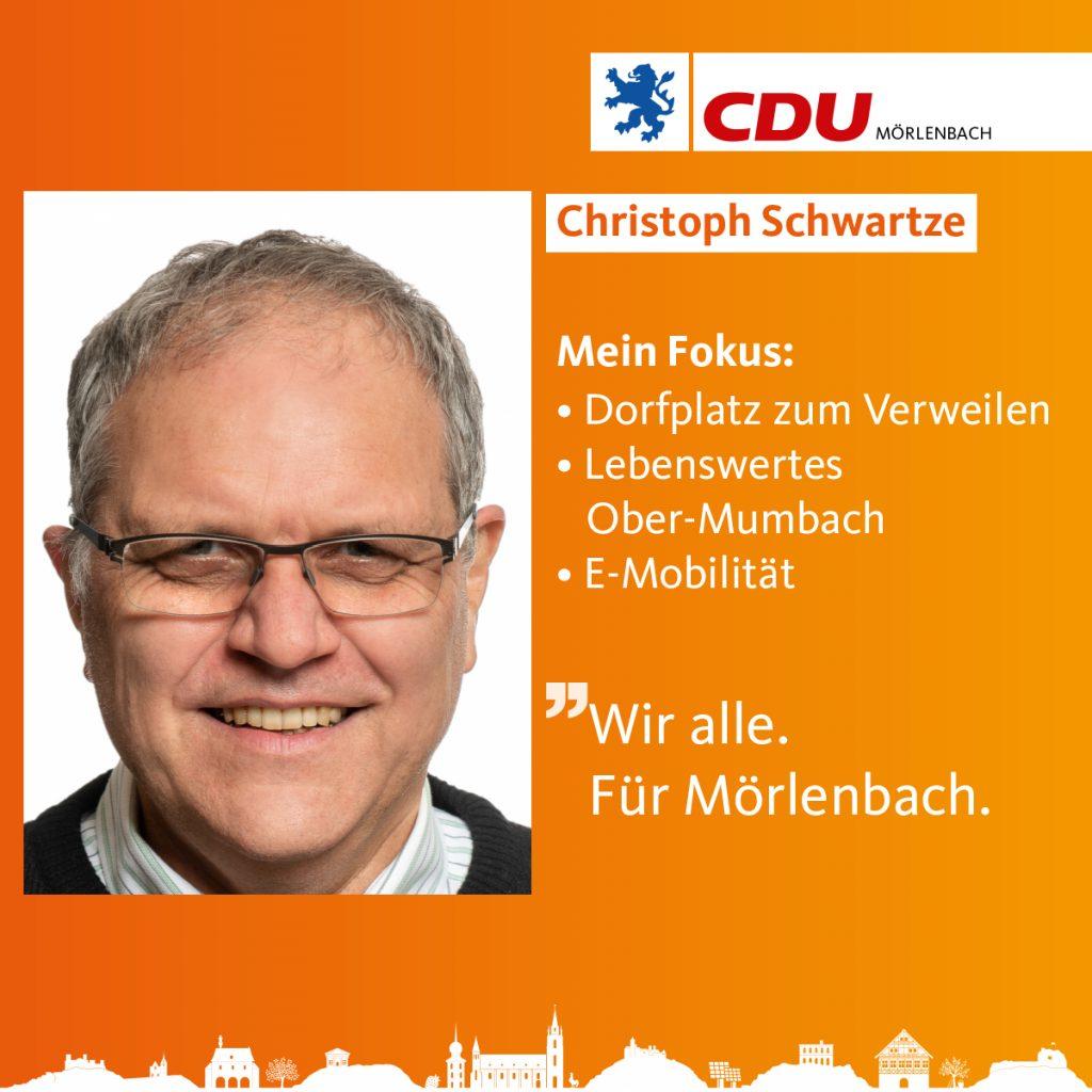 Christoph Schwartze