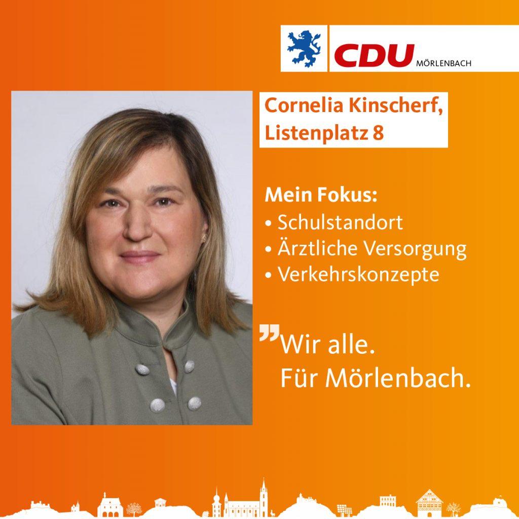 Cornelia Kinscherf