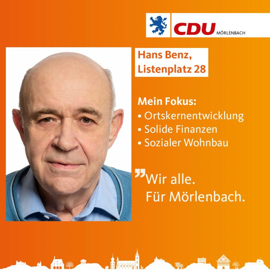 Hans Benz