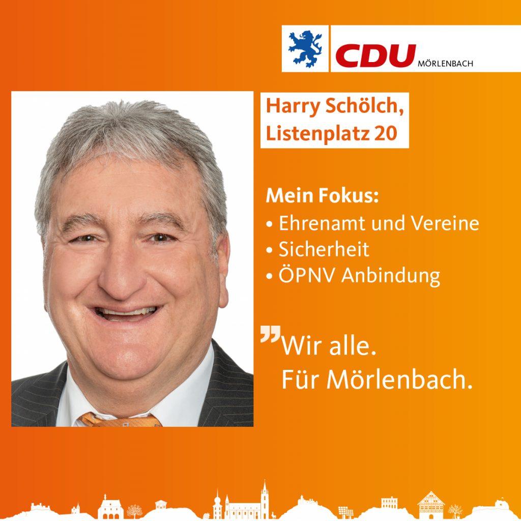Harry Schölch
