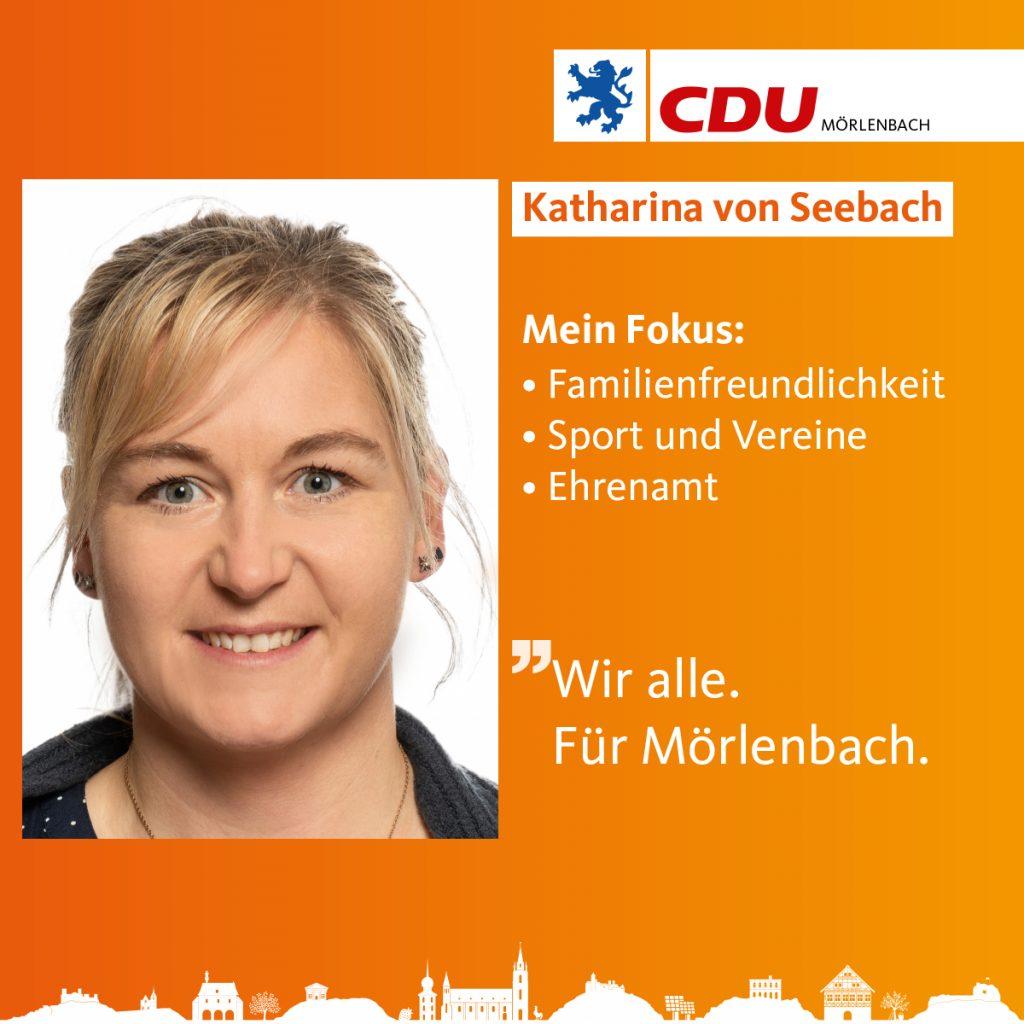 Katharina von Seebach