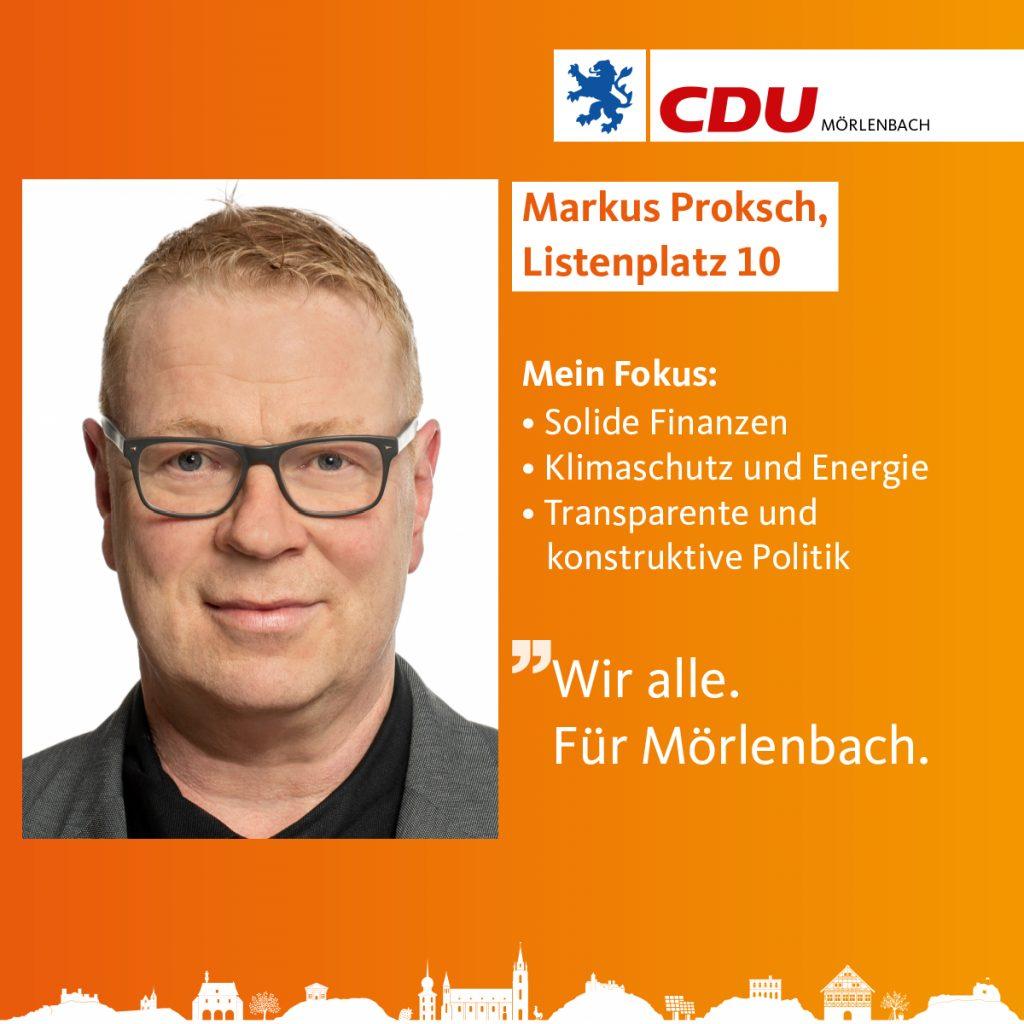 Markus Proksch