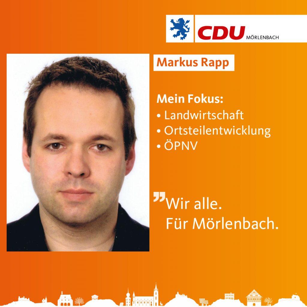 Markus Rapp