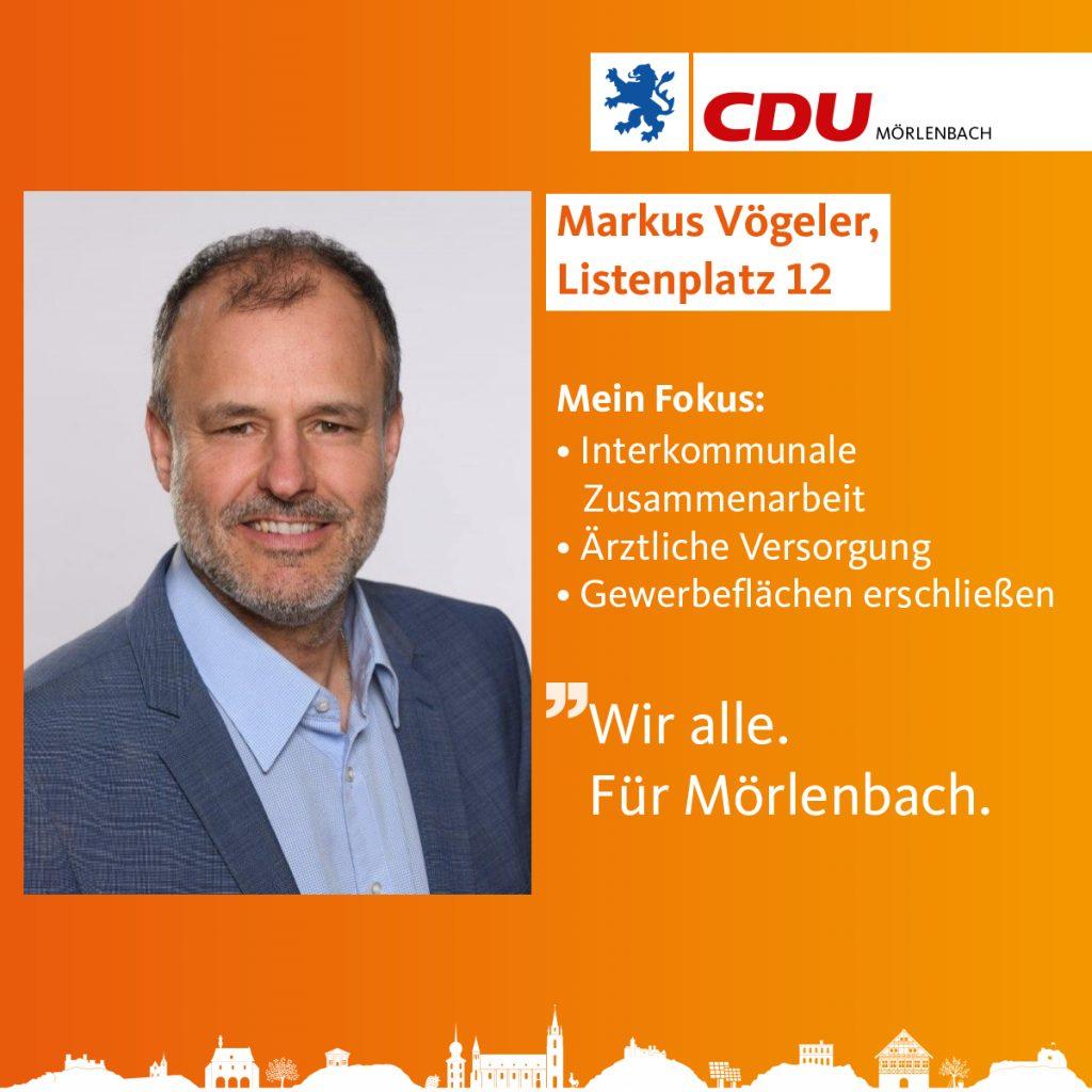 Markus Vögeler