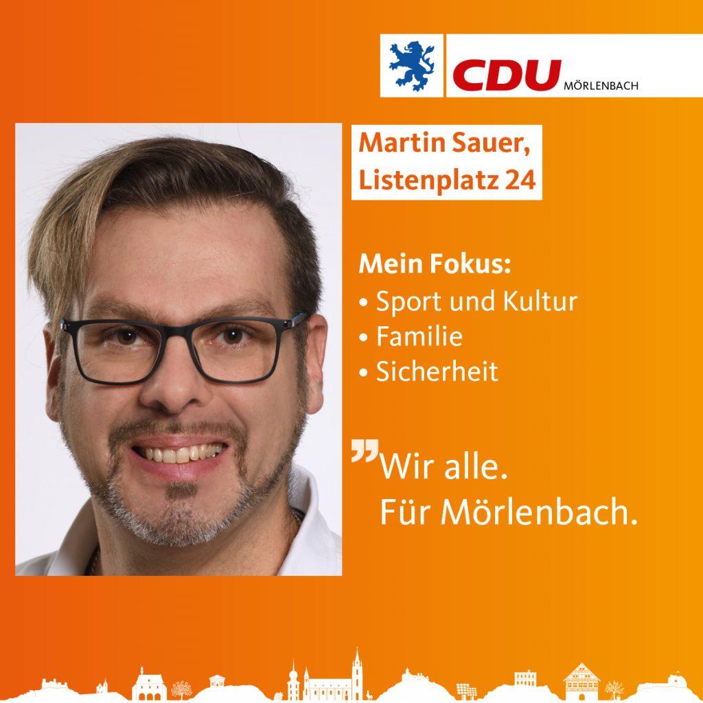 Martin Sauer