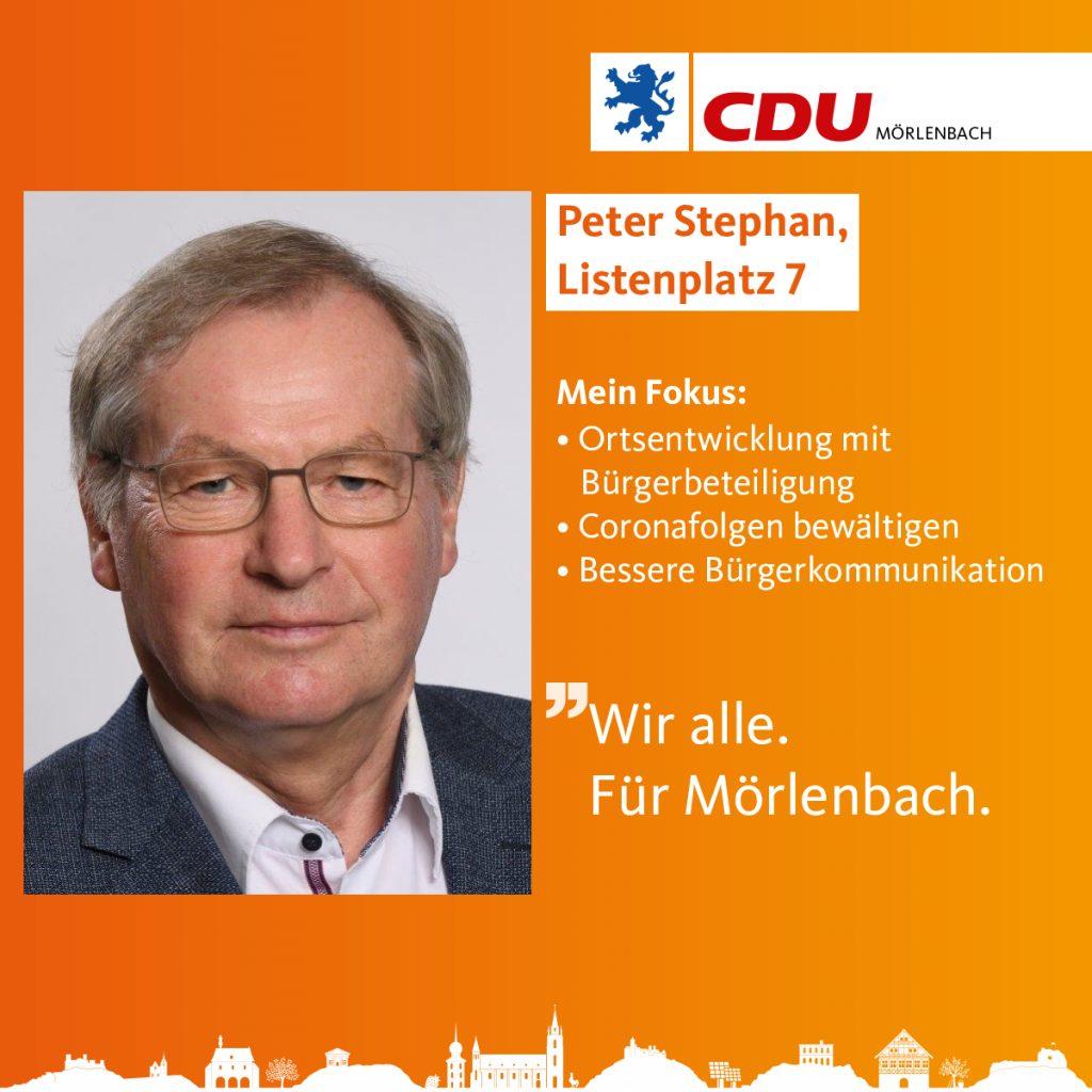 Peter Stephan