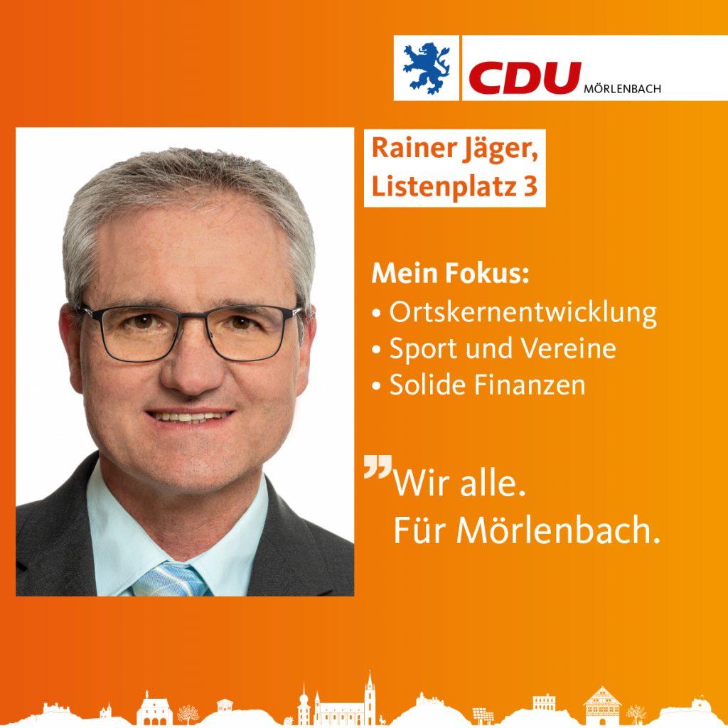 Rainer Jäger