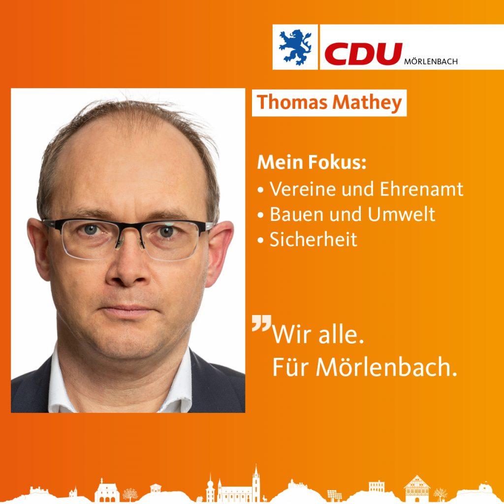 Thomas Mathey
